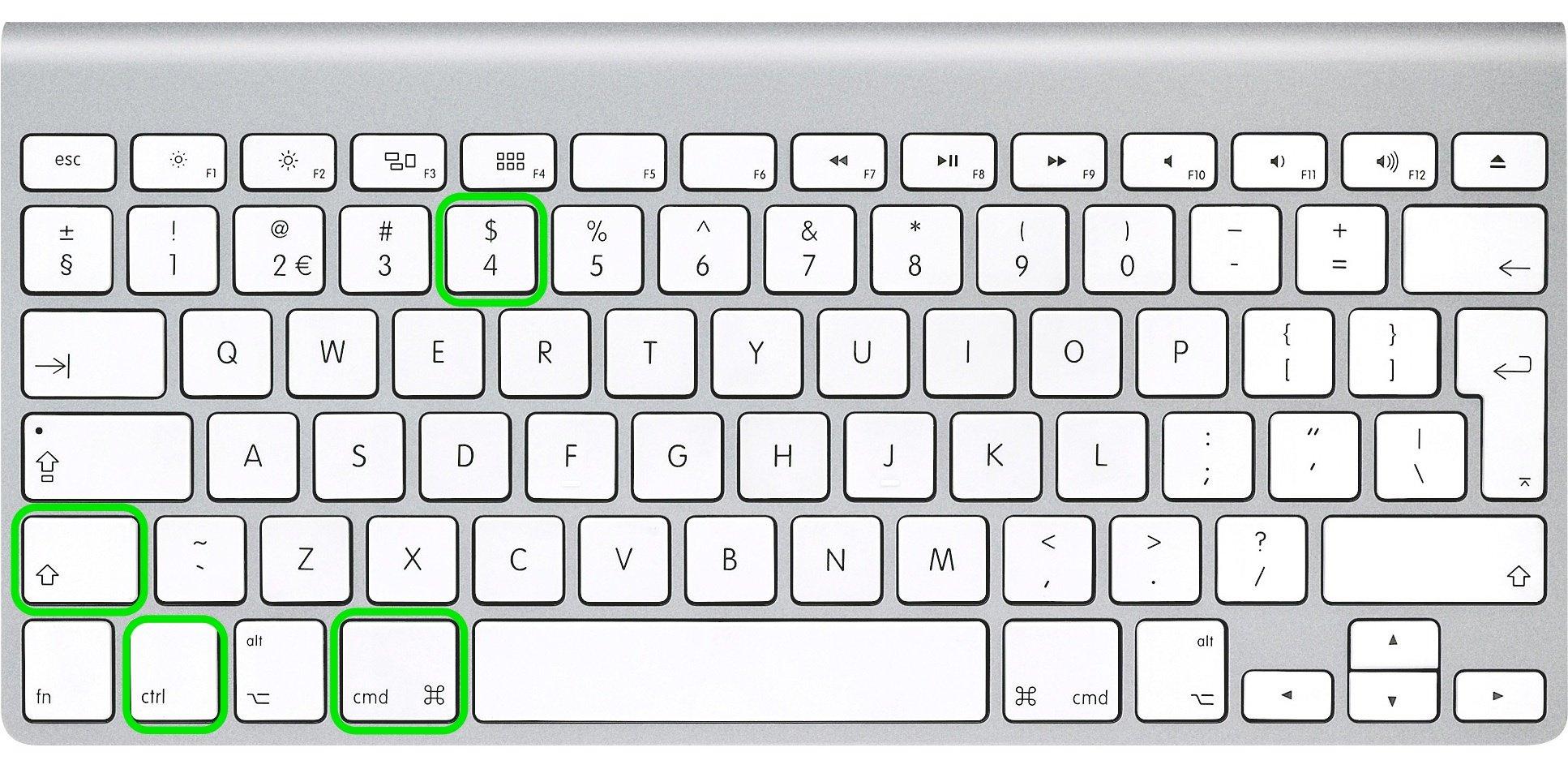 Evernote em Suporte de Sistemas - Teclado Mac