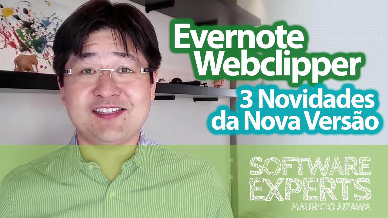 Evernote Webclipper confira 3 novidades da nova versão