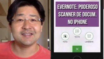 Evernote: um poderoso scanner de documentos no iPhone