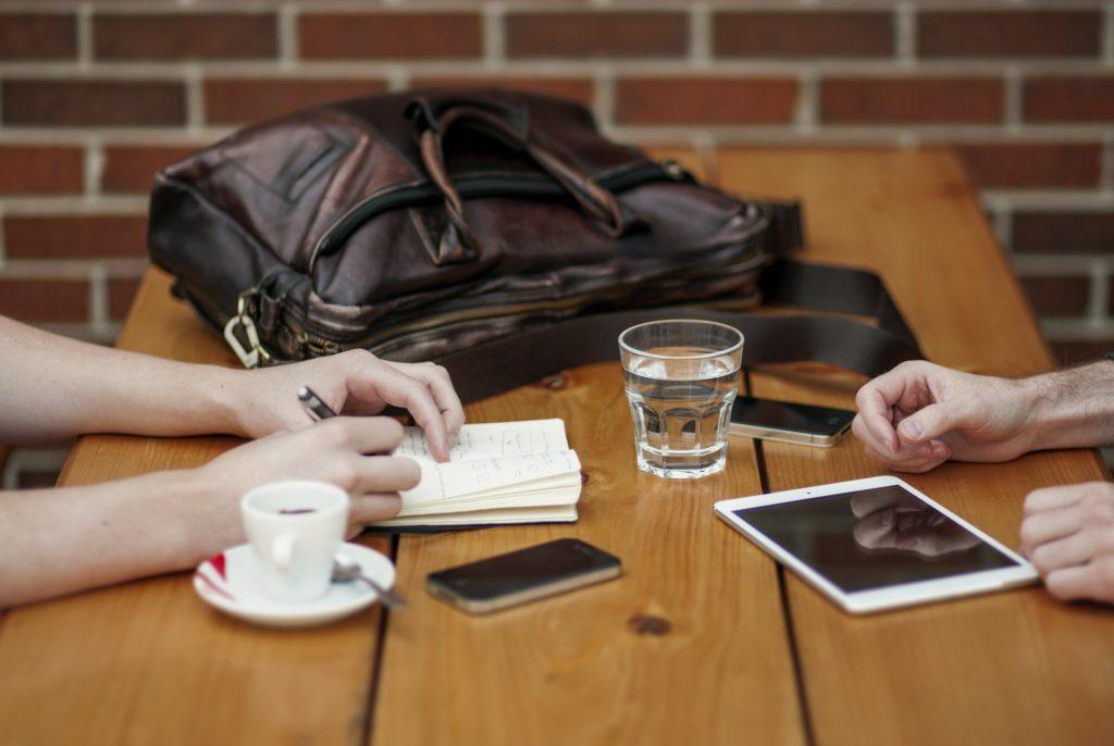 pauta para reunião rápida