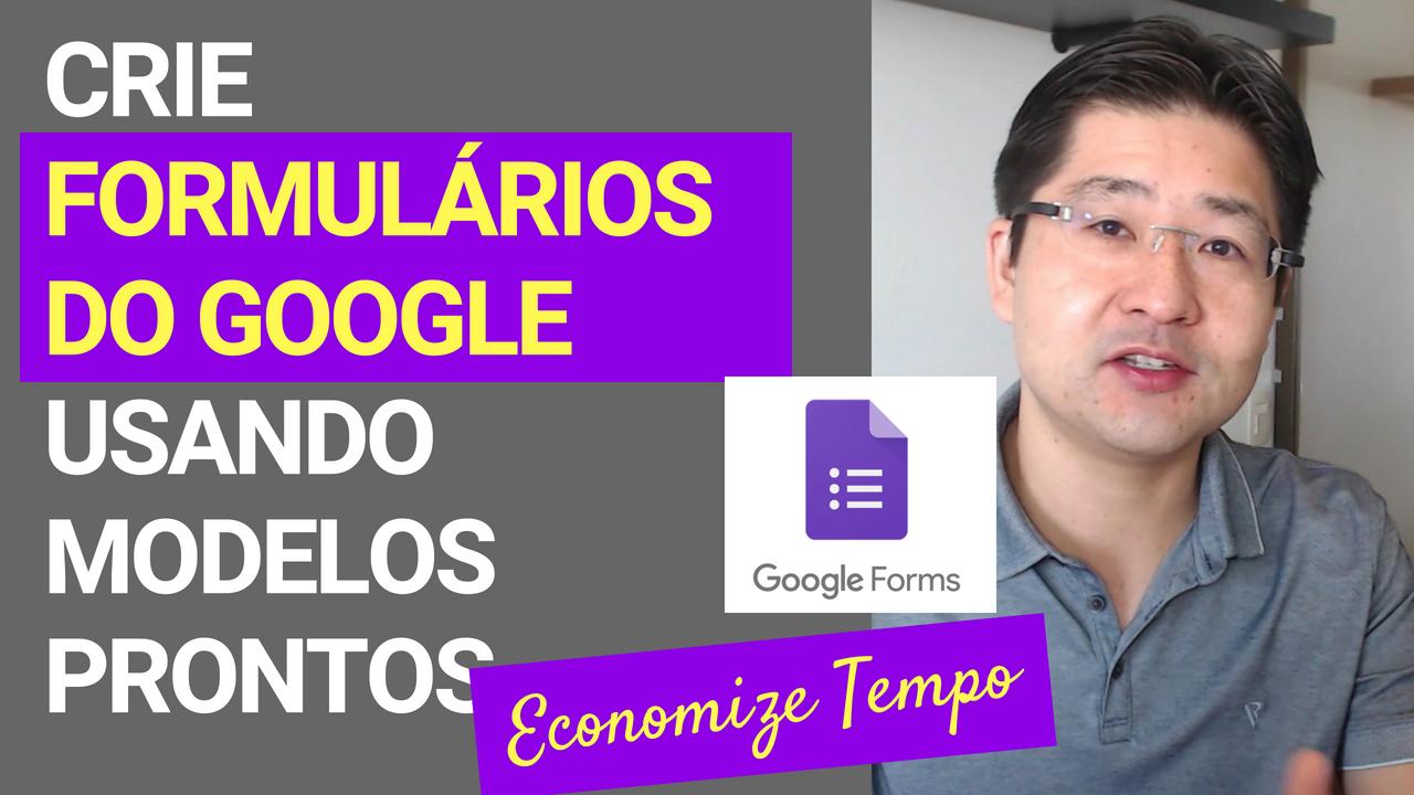 Como ganhar agilidade com os modelos prontos do Google Formulários?