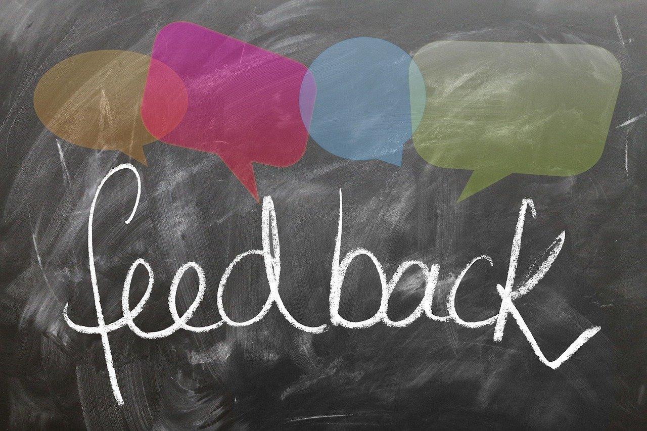 feedback de cliente