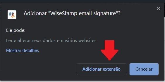 passo a passo para instalar extensões do Gmail
