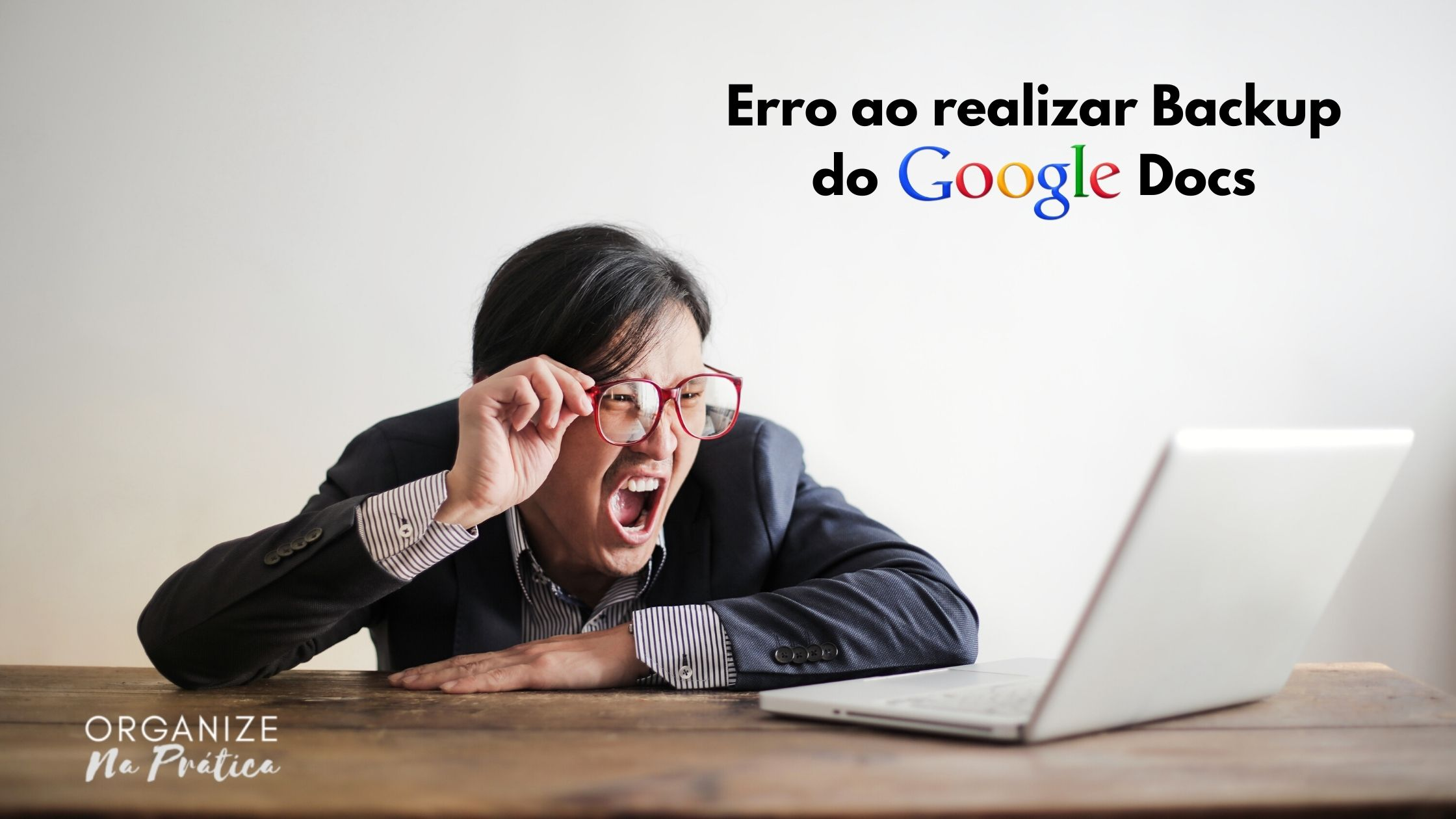 Google Docs: não cometa este erro ao realizar backup