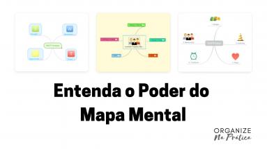 Entenda o Poder do Mapa Mental