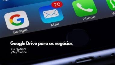 Google Drive para os negócios