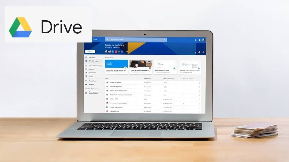 Google Drive para os negócios - funcionalidades