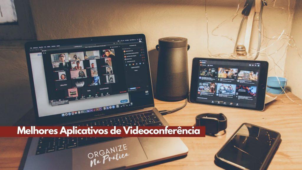 melhores aplicativos de videoconferência - 2020