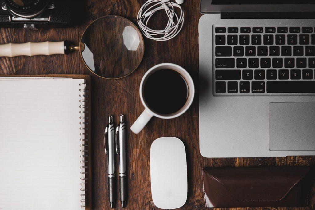 organização e produtividade no home office