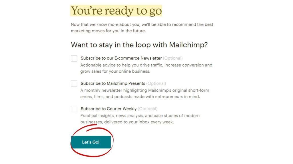 Mailchimp o que é