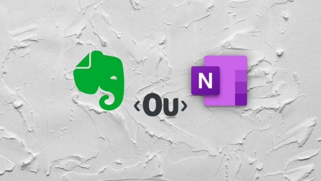 Evernote ou Onenote - qual é o melhor aplicativo de anotações