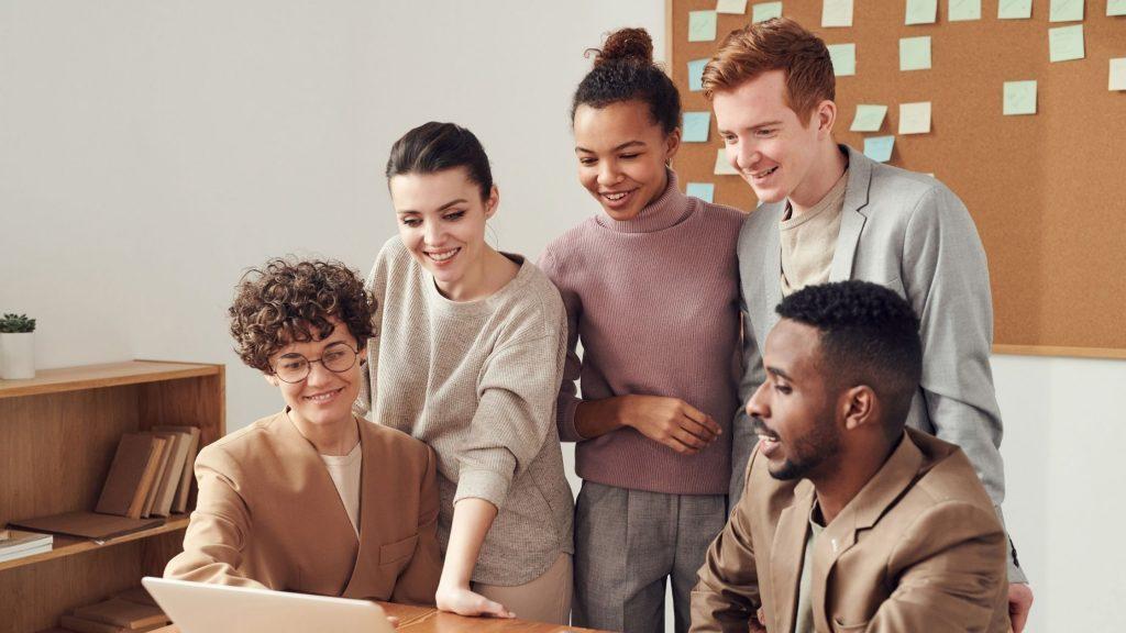 produtividade e trabalho em equipe