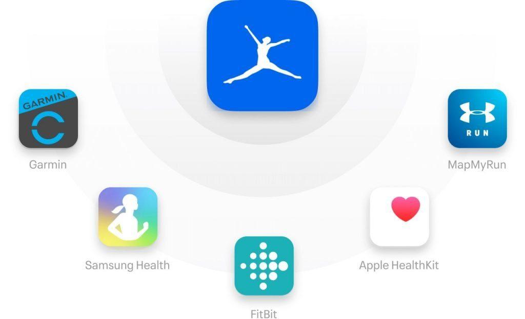 app MyFitnessPal - aplicativos gratuitos