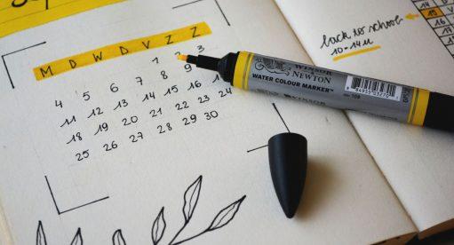 4 erros comuns que você comete ao planejar sua agenda