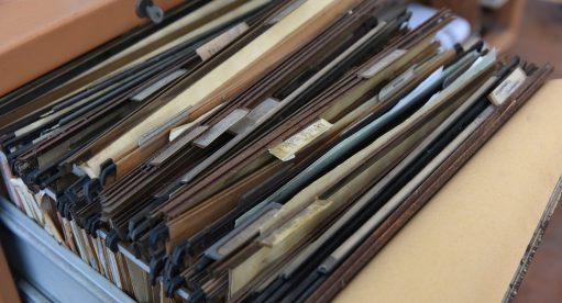 organizador de documentos
